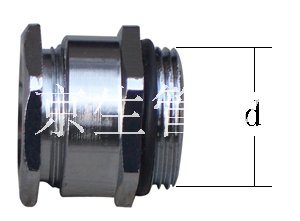 不銹鋼填料函 銅鍍鎳電纜填料函 船用金屬填料函